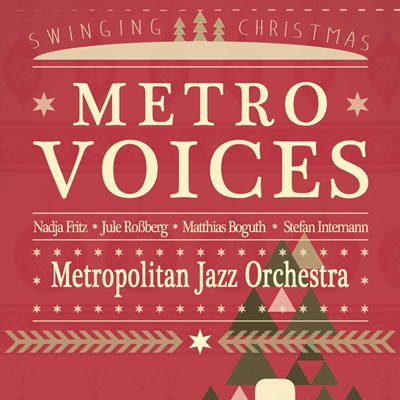 Swinging Christmas with the Metro Voices